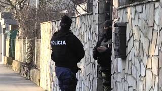 Словакия: обыски и аресты в рамках дела об убийстве репортера