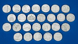 Queues, tea and Loch Ness monster featured on new UK 10p coins