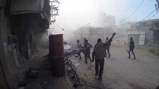 ONU diz que trégua humanitária em Ghouta não funciona