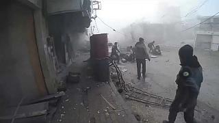 Krise in Ost-Ghouta