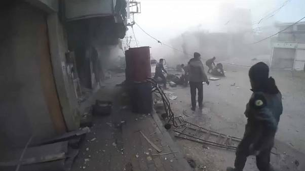 Krise in Ost-Ghouta