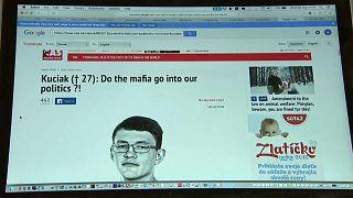 Slovak gazeteci Kuciak'ın cinayetine ilişkin 7 kişi gözaltında