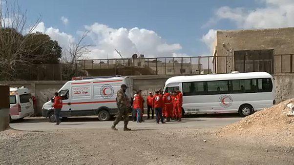 Nem bíznak a civilek a tűzszünetben Kelet-Gútában