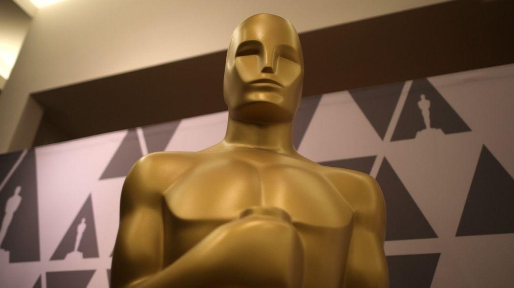 A 90.a cerimónia da entrega dos  Óscares decorre este domingo