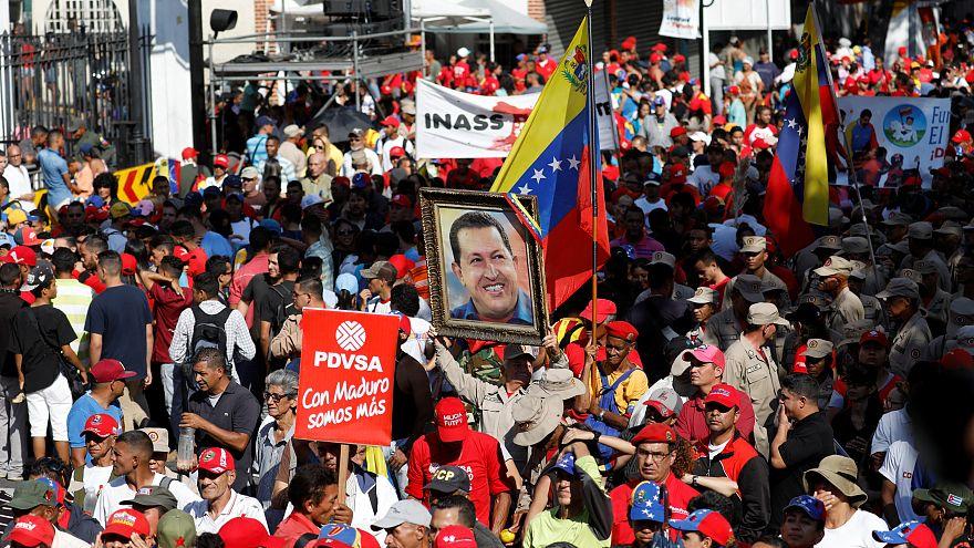 Presidenciais venezuelanas serão a 20 de maio