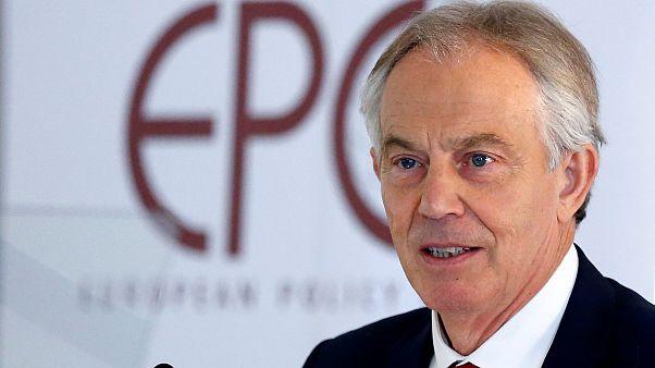Eski İngiliz başbakan Tony Blair'den Brexit değerlendirmesi
