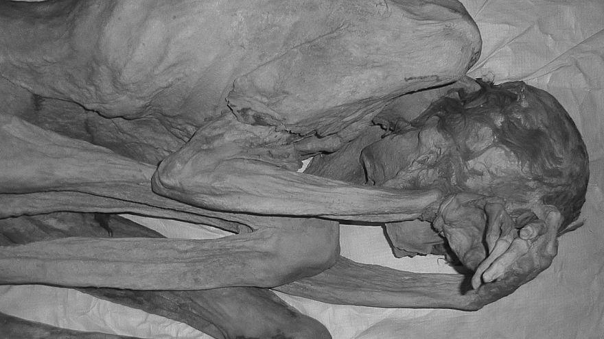 'World's oldest tattoos' found on 5,000-year-old mummies