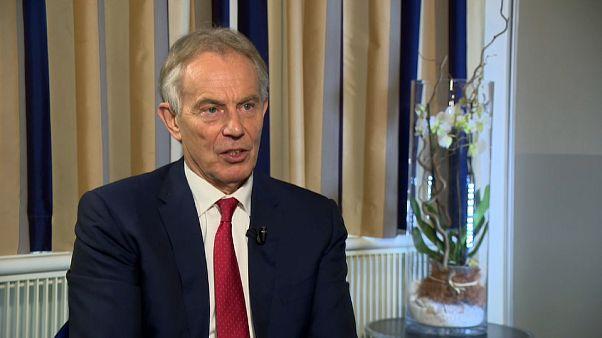 Blair afirma que la decisión final sobre el brexit debe ser de los británicos