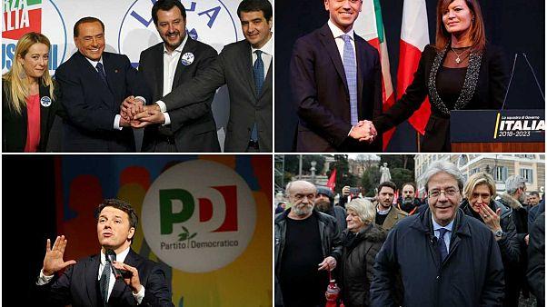 Italia al voto: ultime carte in tavola. E Berlusconi lancia Tajani...