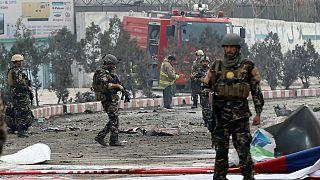 انفجار انتحاری در کابل دستکم یک کشته و ۱۲ زخمی برجای گذاشت
