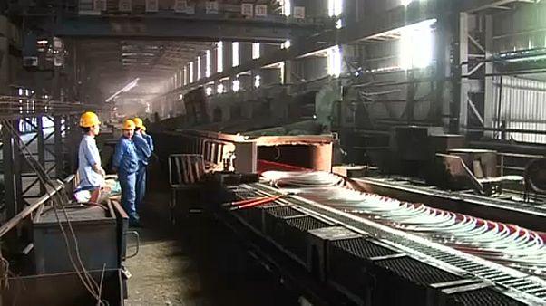 Amerikai importvám acélra és alumíniumra