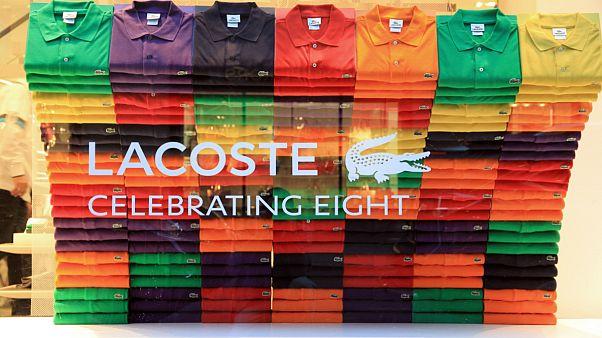 شرکت تولید پوشاک «لاکست» لوگوی مشهور تمساح را عوض میکند