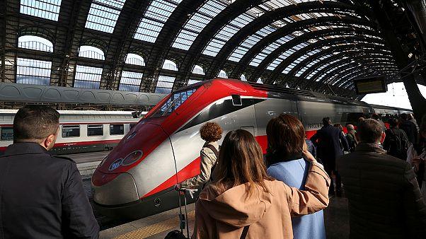 Ingyen vonatozhatnak a 18 évesek az EU-ban