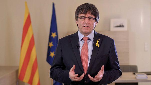 Puigdemont tekrar aday olmayacağını açıkladı