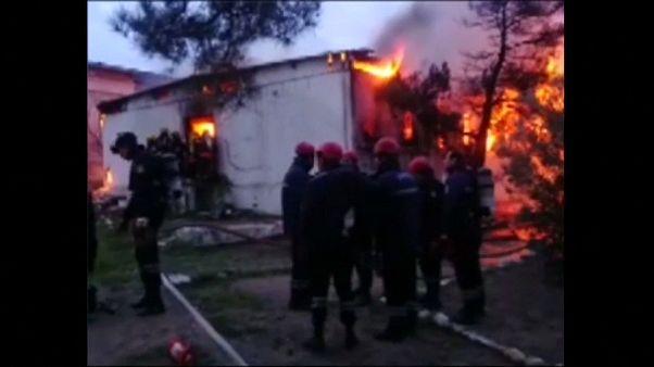 مقتل 24 شخصا في حريق بمركز لعلاج الإدمان في أذربيجان