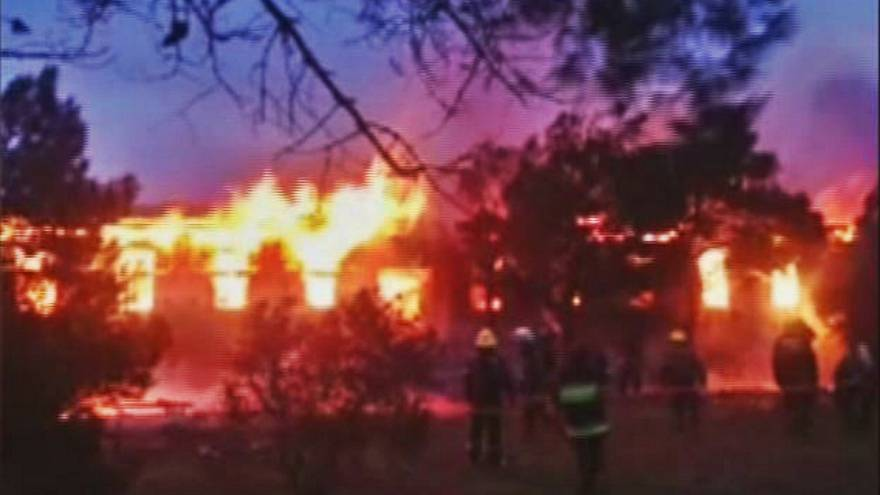 دستکم ۲۴ کشته در آتشسوزی بزرگ مرکز ترک اعتیاد در باکو