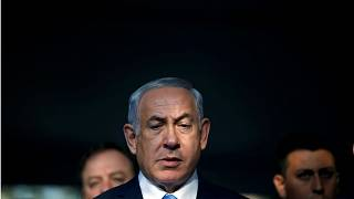 Israeli PM Netanyahu questioned over corruption case