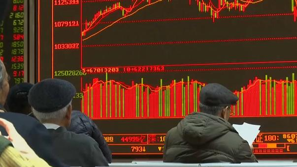 Stockmarkets dropped on news of tariffs