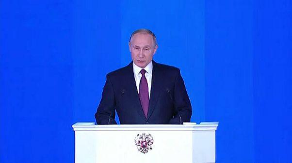 """Putyin: """"minden teszt sikeres volt"""""""