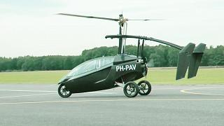 Flying car to feature at Swiss motor show