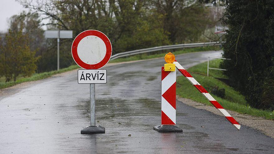 Csaknem kétszerannyi nagy áradás van mint 30 éve