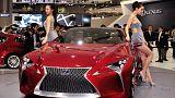 Otomobil üreticilerinden 'MeToo' hareketine destek