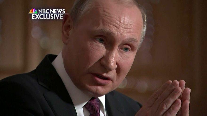 Putin niega que estemos ante una nueva Guerra Fría