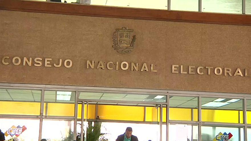 Präsidentenwahl in Venezuela verschoben