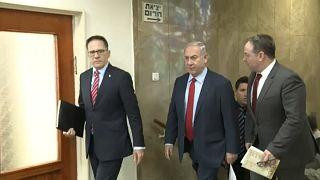 """""""Дело 4000"""": допрос Нетаньяху"""