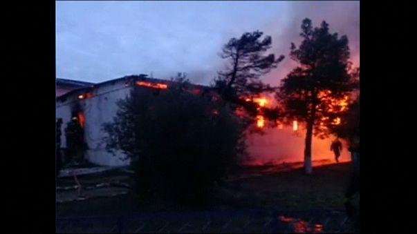Incendie meurtrier dans une clinique à Bakou en Azerbaïdjan