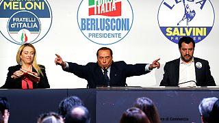 احتمال پیروزی ائتلاف راست میانه و افراطی ایتالیا؛ سناریوی اتریش تکرار میشود؟