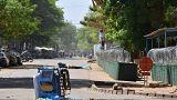 صورة من العاصمة في بوركينا فاسو