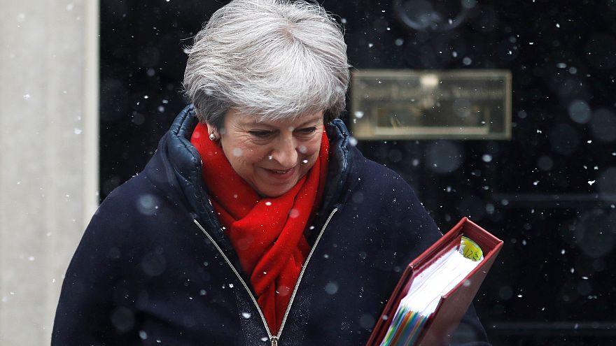 """Brexit, May ribadisce: """"Nessun accordo meglio di un cattivo accordo"""""""