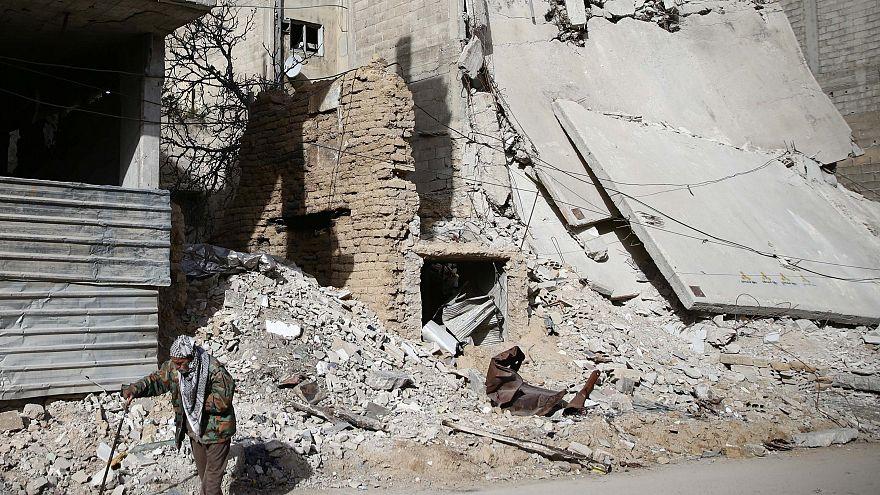 Al Asad avanza sobre Guta en el cuarto día de alto el fuego