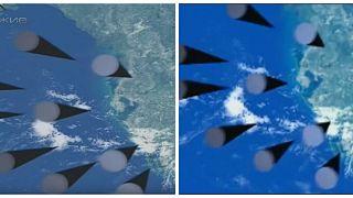 """مفاجأة في فيديو  صاروخ بوتين """"الخارق"""""""