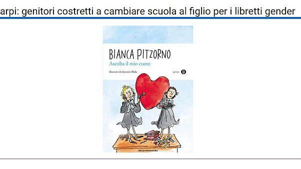 """Famiglia ritira bimbo da scuola per colpa di un libro di Bianca Pitzorno, la scrittrice: """"Sono esterrefatta"""""""