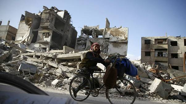 L'armée syrienne gagne du terrain dans la Ghouta orientale