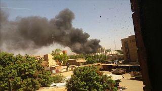 Атаки в центре Уагадугу