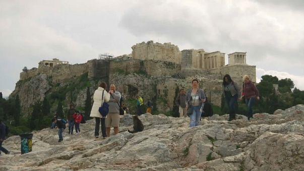 Les musées grecs en grève contre la précarité