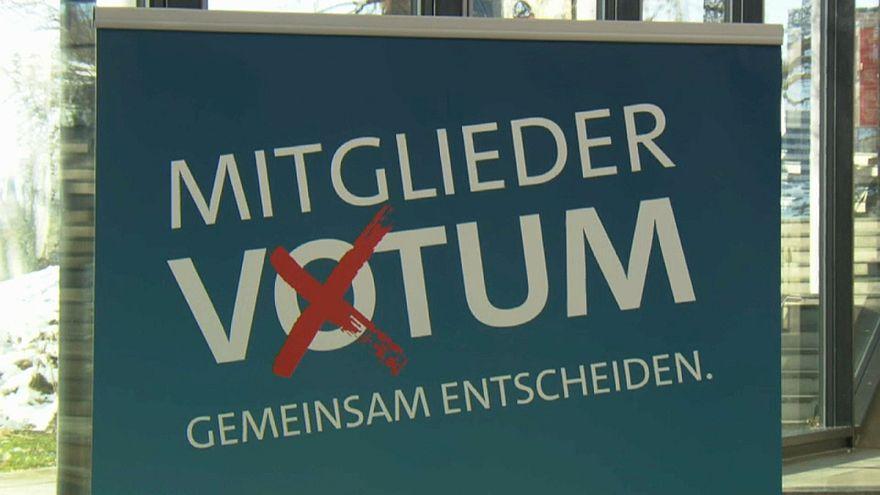 Alemanha e Europa pendentes da consulta do SPD