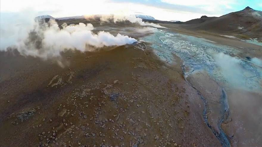 Исландия: в поисках антибиотиков