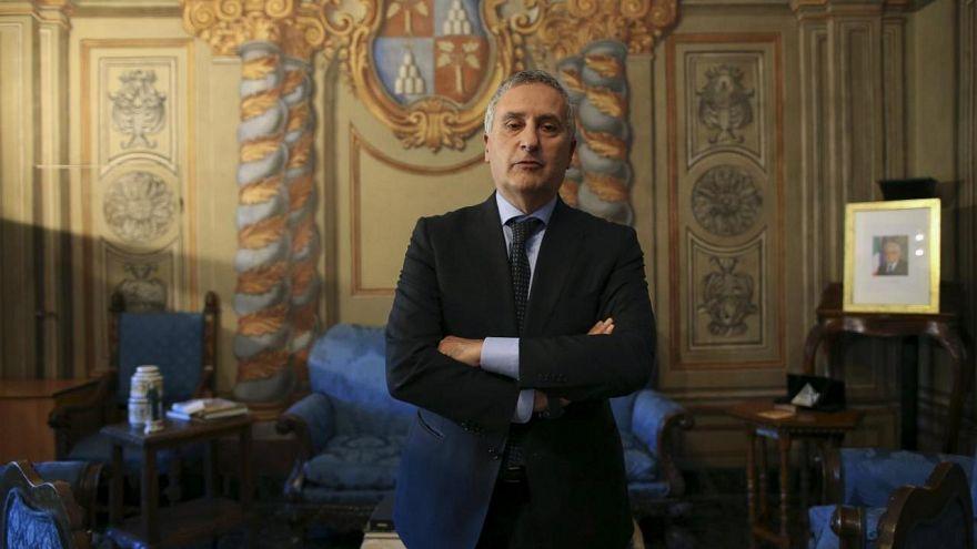 """Franco Roberti à Euronews: """"A máfia não é um problema exclusivamente italiano"""""""