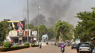 Embaixada francesa no Burkina Faso alvo de atentado