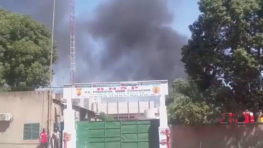 Robbantások Burkina Fasóban