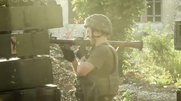 EUA aprovam venda de mísseis antitanque à Ucrânia