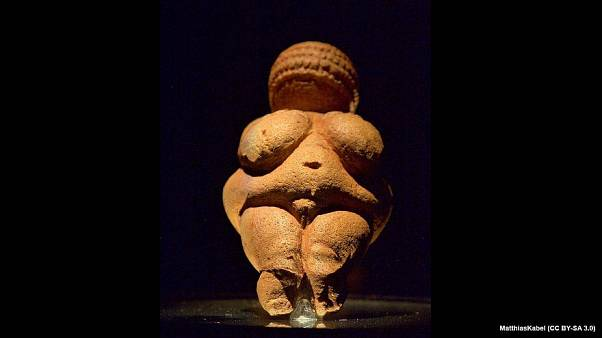 تصویر مجسمه «ونوس ویلندورف» از فیسبوک حذف شد