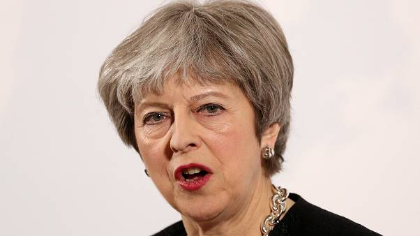 Theresa May outlines the Brexit 'hard facts'