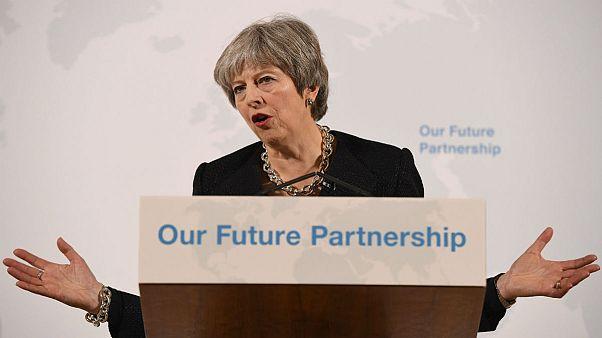ترزا می، نخست وزیر بریتانیا