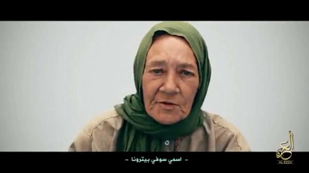 La vidéo inquiétante de Sophie Pétronin, otage au Mali