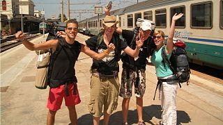 Interrail adventures